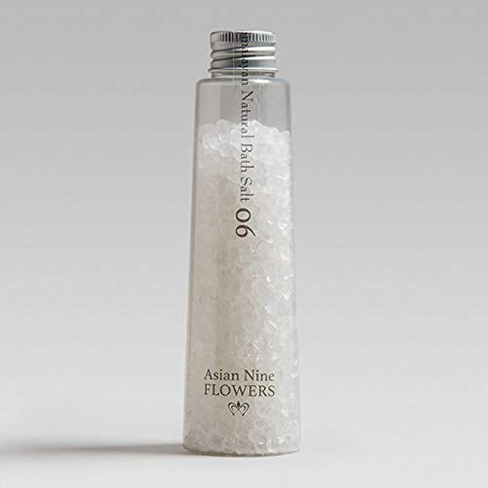 化学薬品遅滞告白するROSEBAY アロマバスソルト ボトルタイプ170g アジアンナインフラワーズ