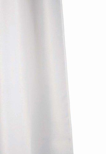 Croydex Duschvorhang aus Waffelstoff, ohne Futter