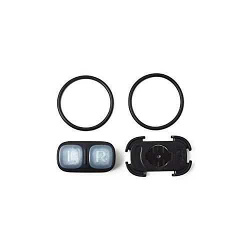 Lumos Kickstart Helmet Remote fietshelm, zwart, unisize
