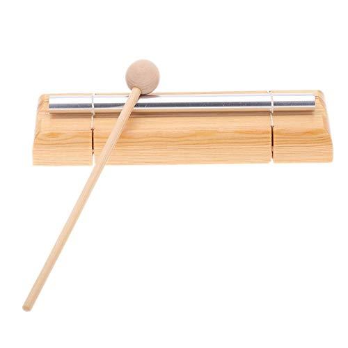 Energie Chime Einzel Tone mit Mallet Exquisite Kid Kinder Spieluhr Schlaginstrument Musikinstrumententeile