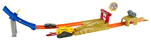 Hot Wheels - Bulldoze Blast Trackset (Djf04)