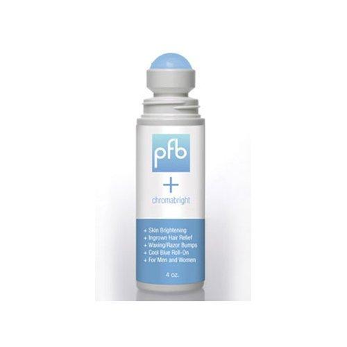 PFB Vanish + Chromabright Soin pour poil incarné et éclaircissant pour la peau en un produit 120 ml (manuel en anglais, français non garanti)