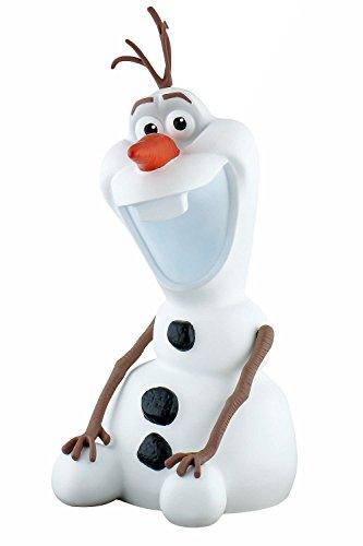 Bullyland 12104 - Spardose, Walt Disney Die Eiskönigin, völlig unverfroren, Olaf, ca. 24 cm