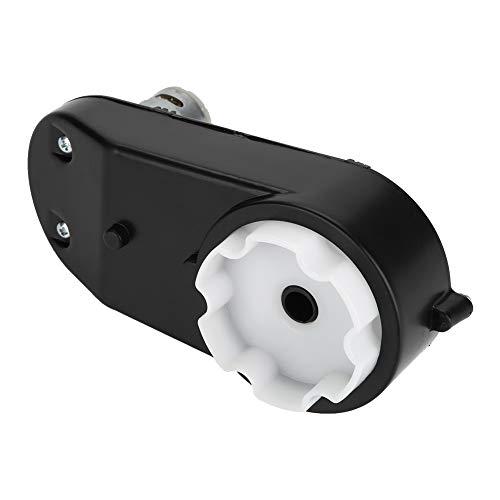 Kinderauto-Getriebe - Getriebe Mit 6V / 12V Motor, 12000-20000RPM RS390 Elektromotor-Getriebe Für Kinderauto-Spielzeug (Größe : 12V 20000RPM)