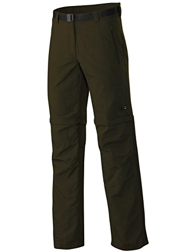 Mammut Glider Zip Off Women's Pants Bison 38