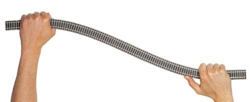Fleischmann 6106 - Profi Gleis - Flexibles Gleis 800 mm