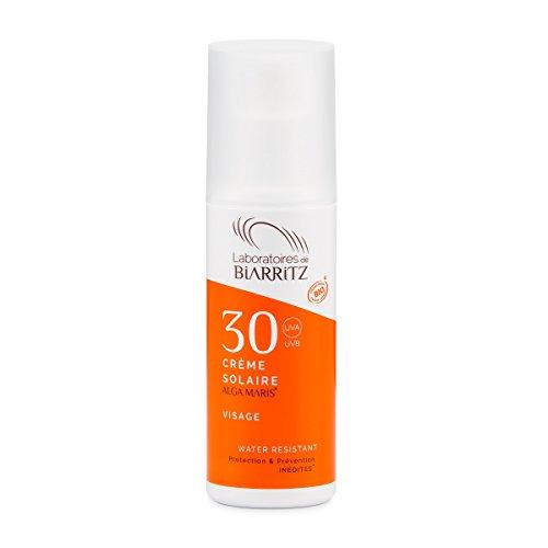 Algamaris Sonnencreme für Gesicht LSF 30, bio-zertifiziert