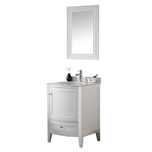 Read About Rome 24 - Mirror (White)