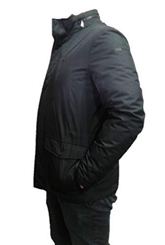 Geox M Vincit Gilets pour Hommes Homme Noir 58 EU