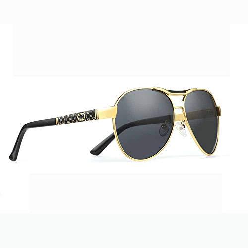 Mawwanta Gafas de Sol polarizadas, Gafas de Sol piloto, protección contra el UV apresuró a Las Gafas de Sol multifocales progresivas, para Conducir Deportes de Pesca