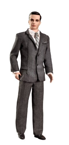 Barbie Collector Mad Men Collection Don Draper Doll