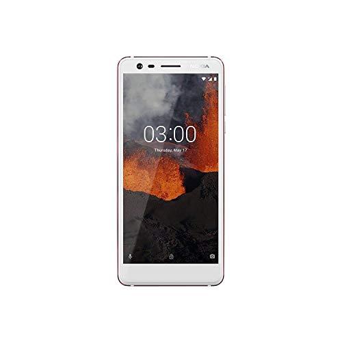 Nokia 3.1 11ES2W01A21 (5.2', 16GB + 2GB RAM) - White