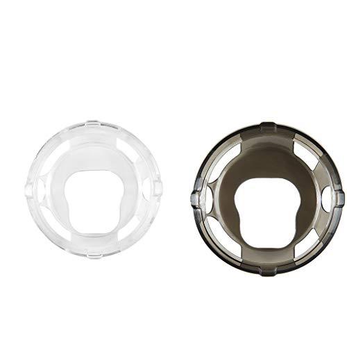 MERIGLARE 2x Capa Protetora de Pára-choque Fino para Relógio para Suunto Spartan Sport Wrist HR Baro