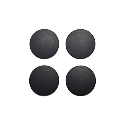 ICTION 4 pies de goma de repuesto compatibles para MacBook Pro 13 pulgadas 15 pulgadas A1425 A1502 A1398 2012 2013 2014 2015 año