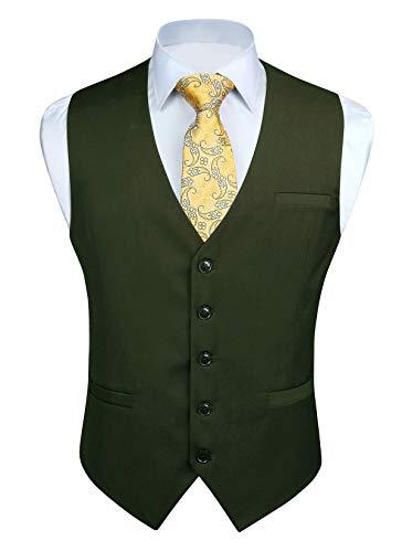 Most Popular Mens Suit Vests