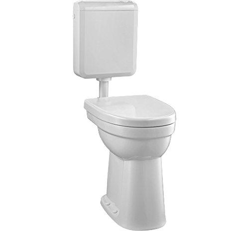 Ceravid Vital Flachspül-WC + 10mm,Abgang Wa/Set C07340000