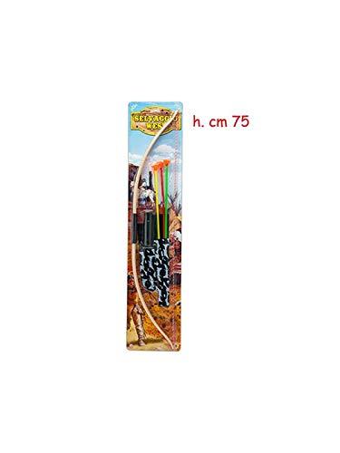 TEOREMA 61758–Arco y Cuchillo de Indio, 72cm