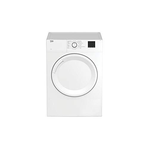 Beko da7011pa - Secadora con desagüe (60 cm, 7 kg), color blanco