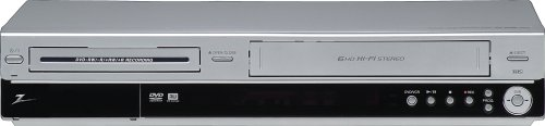 Zenith ZRY-316 DVD Recorder/VCR Combo with Multi Format capability