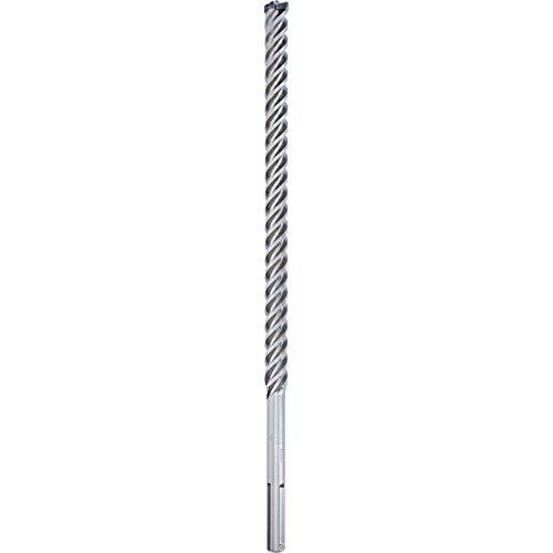 Bosch Professional 2608578637 Broca para martillos perforadores SDS max-8X (diámetro, Longitud de Trabajo de 400 mm),...