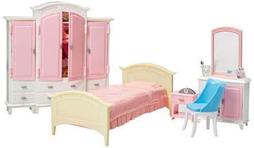 Irra Bay Dollhouse Furniture (Bed Room & Wardrobe)