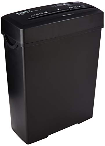 20 mm A4 Texet 78249N-Confezione da 100 anelli in plastica colore: nero