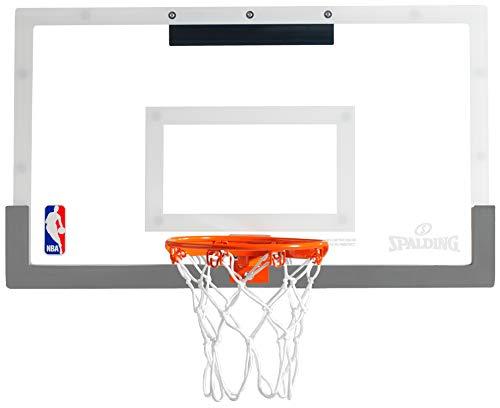 Spalding NBA 180 Breakaway Over-The-Door Mini Basketball Hoop , 28