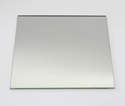 Anet A8 - Piastra di stampa in vetro con specchio