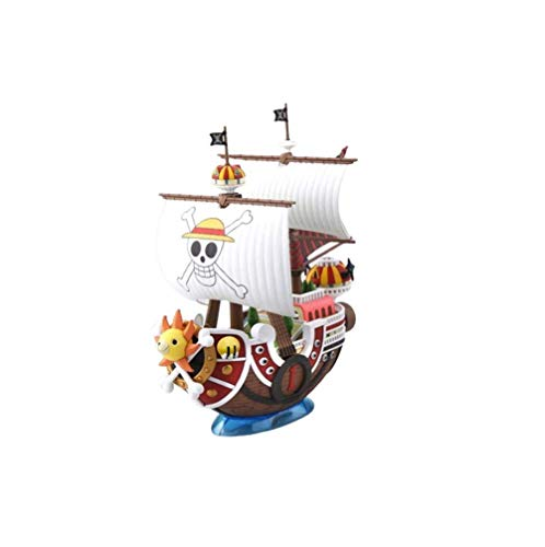 Bandai - Maquette One Piece - Thousand Sunny Grand Ship Collection 15cm - 4573102574268