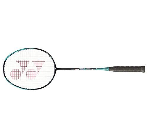 Yonex Badmintonschläger Nanoflare 700 grau bespannt mit Hülle (4U/G4)