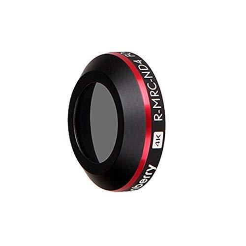 Ellenbogenorthese-LQ Drone Super Light UV ND4 ND8 ND16 CPL Filtro de lente para DJI Mavic Pro Platinum Camera Drone Filter Polarizante filtros de densidad neutra Sets (color ND4)