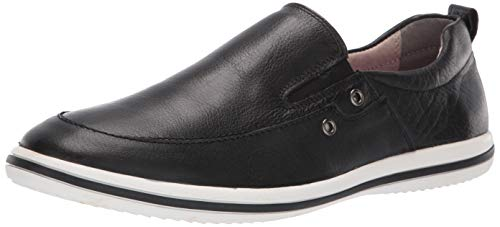 English Laundry Men's Isaac Loafer, Black, 12 M US