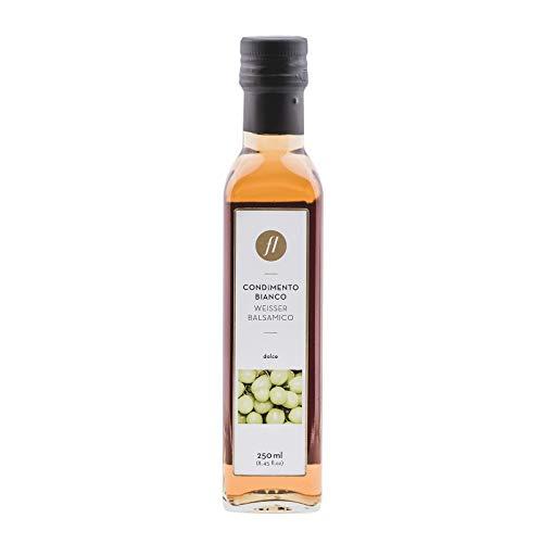 Feinkost Luigi - weißer Balsamico / Condimento bianco aus Modena (250 ml)