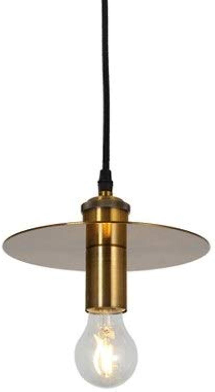 Allée Suspendue Lampe Plafond Réglable Hauteur Art Fer De