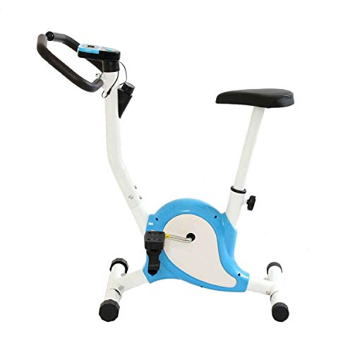 Onlineworld Fitness Exercise Bike Pedal Perfect Home Cycle Weight...
