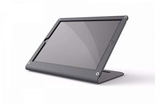 Windfall Heckler Design diebstahlsichere Tischhalterung kompatibel mit iPad 7 & 8 (2019-2020) 10.2 Zoll (schwarz)