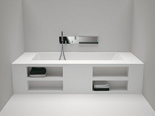 Vasca da bagno Agape Cartesio vasca da bagno freestanding AVAS0981Z