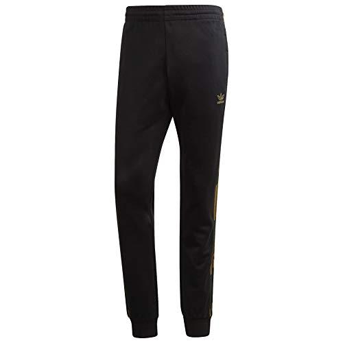 adidas Originals Men's Camo Tracksuit Pants Black/Multicolor, M