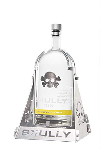 Photo of SKULLY LONDON ORIENTAL CITRUS GIN REHOBOAM 450cl IN STEEL CRADLE