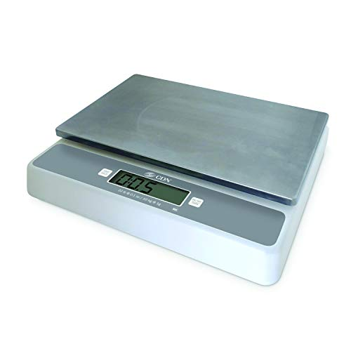 """CDN SD2202 Pro Accurate Digital Portion Control Scale - 22 lb, 2.53"""" Height, 9.72"""" Width, 11.6"""" Length"""