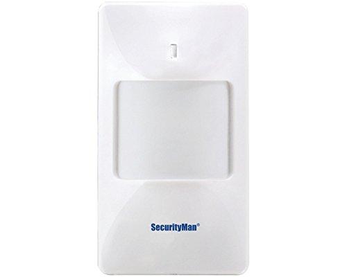 SecurityMan SM80 Wireless PIR Motion Sensor for Air-Alarm1 and Air-AlarmII - White