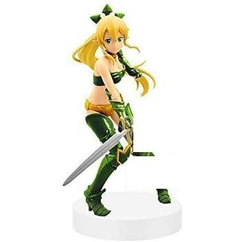 Banpresto Sword Art Online SAO Memory Defrag EXQ figure Leafa BIKINI ARMOR ver.