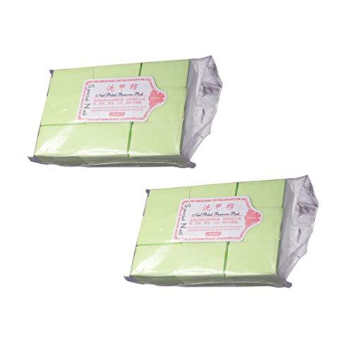 Almohadillas Quitaesmaltes  marca Lurrose