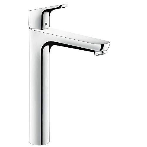 Hansgrohe 31532000 Focus 230 Grifo de lavabo, Cromo, 230 mm