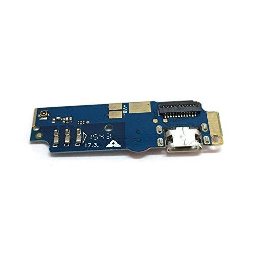 ZHOUZHONGLAN Principal puerto USB tarjeta de carga ajuste para ASUS Zenfone Max ZC550KL USB carga puerto Flex cable Reparación piezas