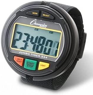 Jumbo Display Watch