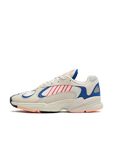 adidas Yung-1 Baskets Grises Homme
