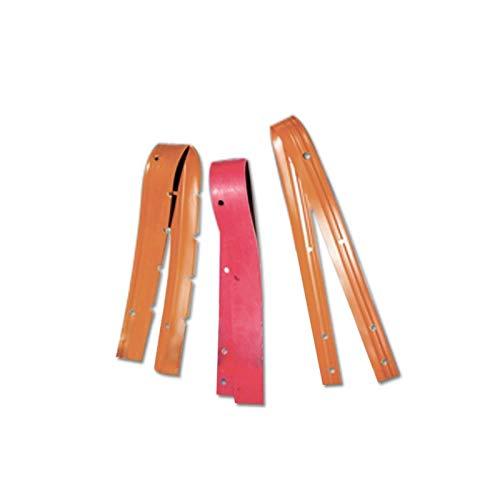 Grupo K-2 Wonduu - Labio De Secado | Tira de Goma Accesorio para Fregadora | Recambio para Fregadora Industrial 18 | Poliuretano 78 x 3,5 cm