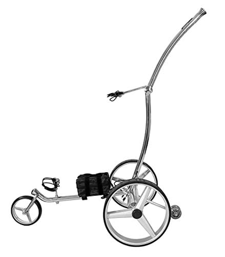 Carro Golf Electrico Con Mando Marca Golftrolley Club