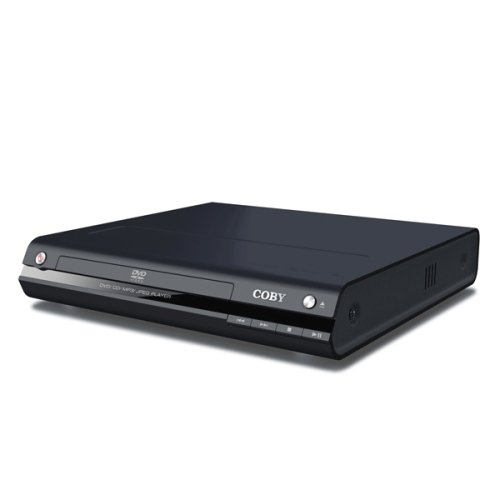Coby DVD233 Progressive Scan DVD Player